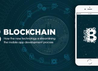 blockchain in mobile application