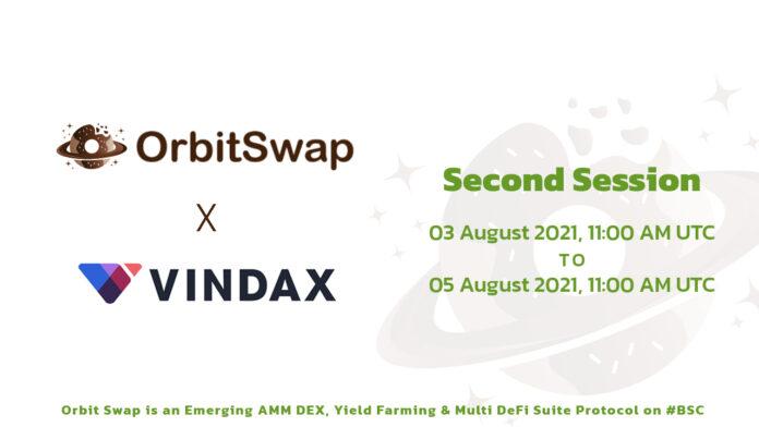 orbit swap finance